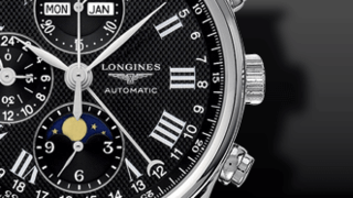 Longines Master Mondphase Chronograph 40mm