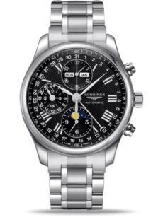 Longines Master Mondphase Chronograph 42mm