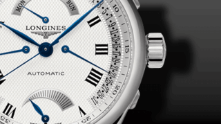 Longines Master Retrograde Automatik 41mm