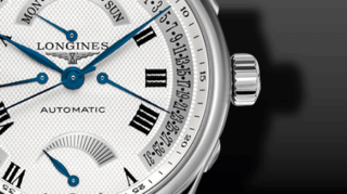Longines Master Retrograde Automatik 44mm