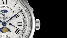 Longines Master Retrograde Mondphase