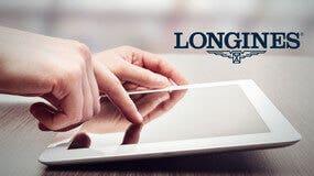 Longines Newsletter abonnieren