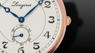 Longines Présence Heritage 34mm