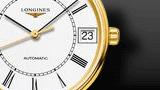 Longines Présence Quarz 30mm