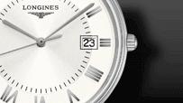 Longines Présence Quarz 33mm