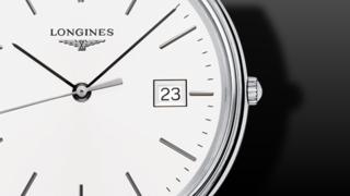 Longines Présence Quarz 38,5mm