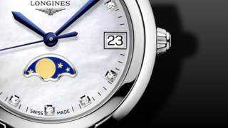 Longines PrimaLuna Mondphase Quarz 30mm