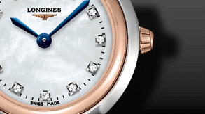 Longines PrimaLuna Quarz 23mm