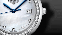 Longines PrimaLuna Quarz 30mm