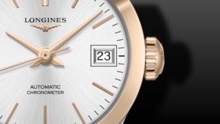 Longines Record Automatik Chronometer 26mm