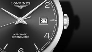 Longines Record Automatik Chronometer 38,5mm