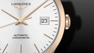 Longines Record Automatik Chronometer 40mm