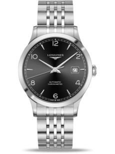 Longines Record Automatik Chronometer 40mm