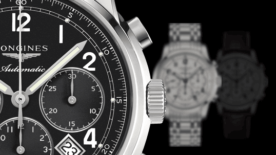 Longines Saint-Imier Automatik Chronograph 43mm