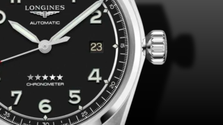 Longines Spirit Automatik Chronometer 40mm