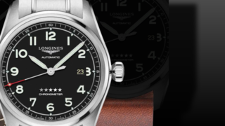 Longines Spirit Automatik Chronometer 42mm