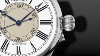 Longines Weems Second-Setting 47,5mm