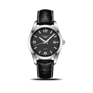 Longines Herrenuhr Conquest Classic Automatik 40mm L2.785.4.56.3