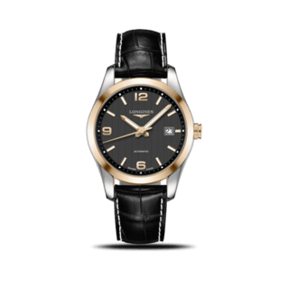 Longines Herrenuhr Conquest Classic Automatik 40mm L2.785.5.56.3