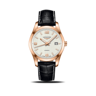 Longines Herrenuhr Conquest Classic Automatik 40mm L2.785.8.76.3