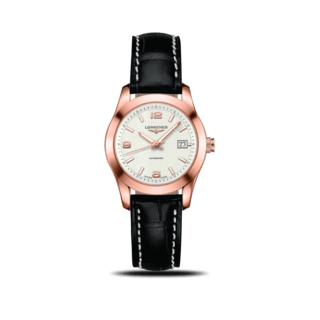 Longines Damenuhr Conquest Automatik 29,5mm L2.285.8.76.3