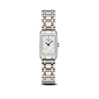 Longines Damenuhr DolceVita Quarz 17,4 x 27mm L5.258.5.89.7