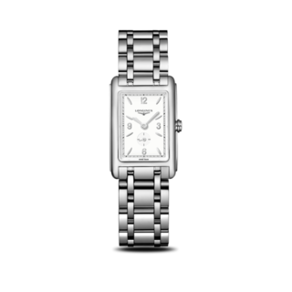 Longines Damenuhr DolceVita Quarz 20,8 x 32mm L5.255.4.16.6