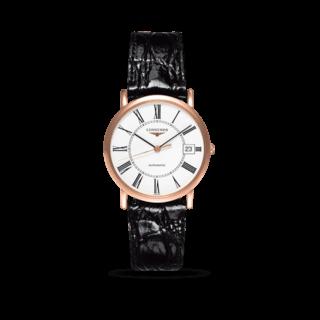 Longines Armbanduhr Elegant Automatik 34,5mm L4.778.8.11.0