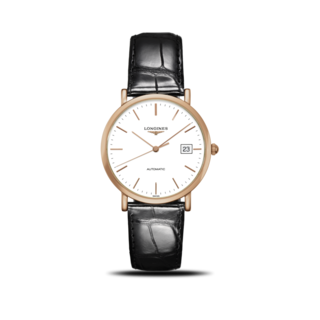 Longines Armbanduhr Elegant Automatik 37mm L4.787.8.12.0