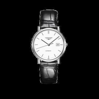 Longines Armbanduhr Elegant Automatik 37mm L4.810.4.12.2