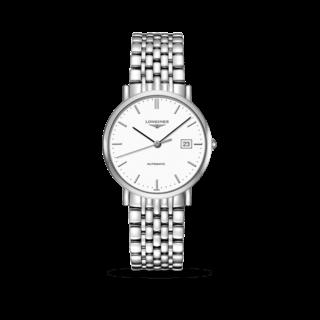 Longines Armbanduhr Elegant Automatik 37mm L4.810.4.12.6