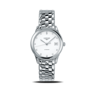 Longines Herrenuhr Flagship Automatik 35,6mm L4.774.4.27.6