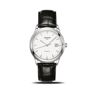 Longines Herrenuhr Flagship Automatik 38,5mm L4.974.4.12.2