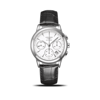 Longines Herrenuhr Flagship Automatik 39mm L4.803.4.12.2