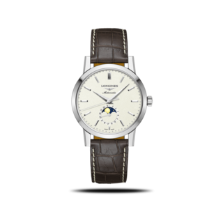 Longines Herrenuhr Automatik 40mm L4.826.4.92.2