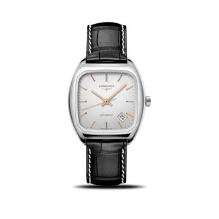 Longines Herrenuhr Heritage 1969 36mm L2.310.4.72.0
