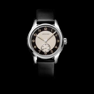Longines Damenuhr Heritage Classic Tuxedo L2.330.4.93.0