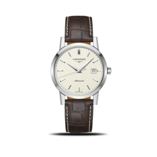 Longines Herrenuhr Heritage Conquest 1832 L4.825.4.92.2