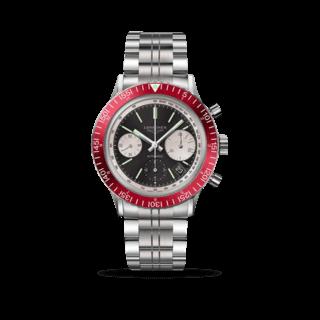 Longines Herrenuhr Heritage Diver 1967 L2.808.4.52.6