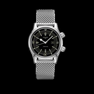 Longines Armbanduhr Legend Diver Automatik 36mm L3.374.4.50.6