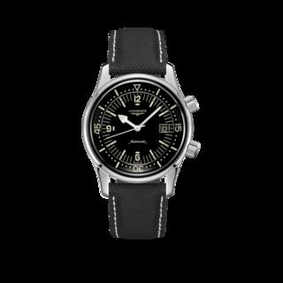 Longines Herrenuhr Legend Diver L3.774.4.50.0