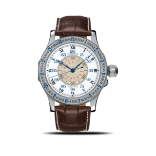 Longines Herrenuhr Lindbergh Hour Angle 47,5mm L2.678.4.11.0