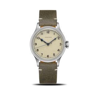 Longines Armbanduhr Military Watch L2.819.4.93.2