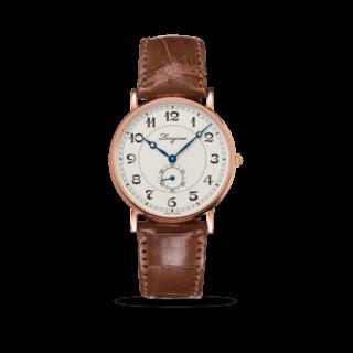 Longines Armbanduhr Présence Heritage L4.785.8.73.2
