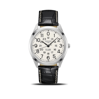 Longines Herrenuhr The Longines Railroad 40mm L2.803.4.23.0