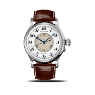 Longines Herrenuhr Weems Second-Setting L2.713.4.13.0