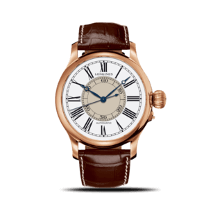 Longines Herrenuhr Weems Second-Setting L2.713.8.11.0
