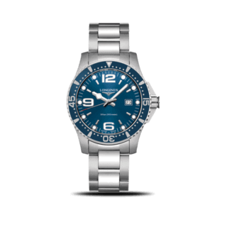 Longines Armbanduhr HydroConquest Quarz 39mm L3.730.4.96.6