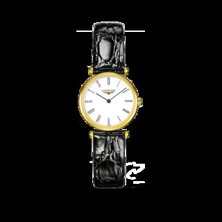 Longines Damenuhr La Grande Classique Quarz 24mm L4.209.2.11.2