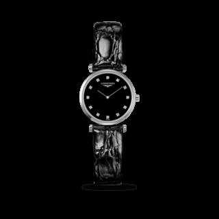 Longines Damenuhr La Grande Classique Quarz 24mm L4.209.4.58.2